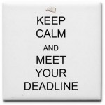 Keep Calm and Meet Your Deadline with Dr. Ross Grumet of Atlanta Psychiatric Specialists