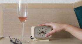 Alcohol or Sleep