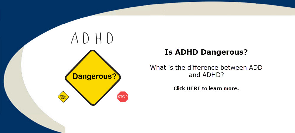 Is ADHD Dangerous? What is the difference between ADD and ADHD? Get answers from Dr. Ross Grumet of Atlanta Psychiatry Specialists